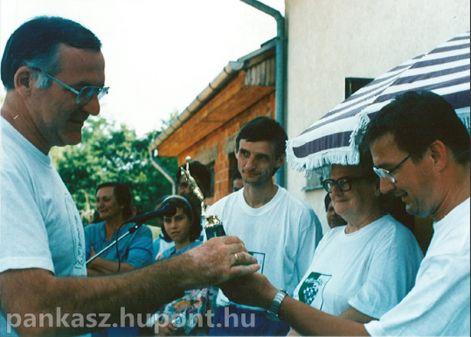 50 éves jubileumi spotnap 1996